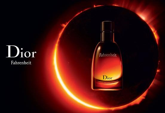 Фаренгейт от Диор - легенда в мире парфюмерии