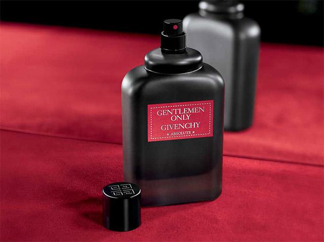 Осенние ароматы для мужчин - Givenchy Gentlemen Only Absolute