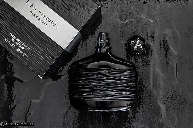 Осенние ароматы для мужчин - John Varvatos Dark Rebel