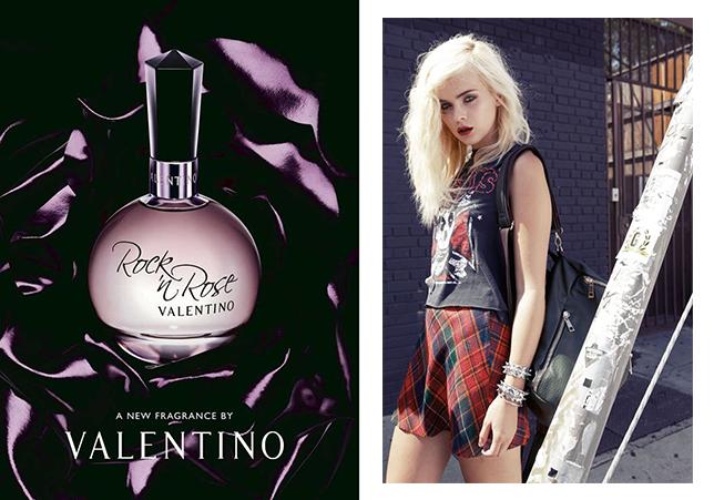 Духи для рок-принцесс. Valentino Rock'n Rose