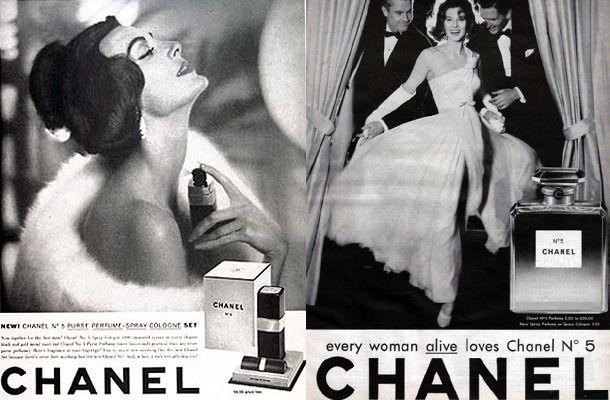 Культовые ароматы на все времена. Chanel №5