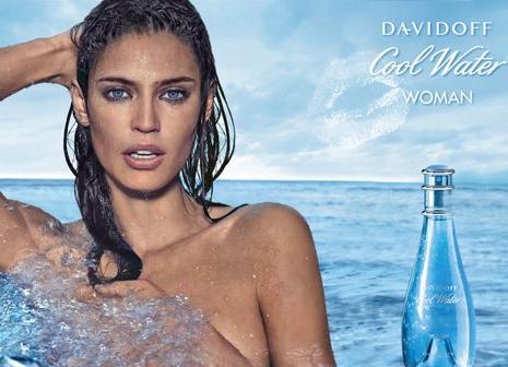 Ароматы лета: Davidoff Cool Water Women