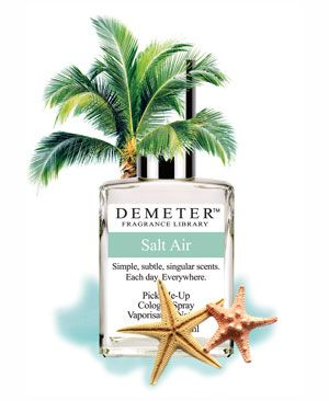 Ароматы лета: Demeter Salt Air