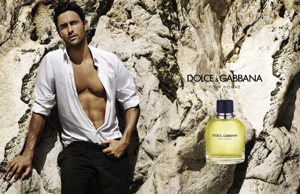 Мужские ароматы для весны - Dolce&Gabbana Pour Homme