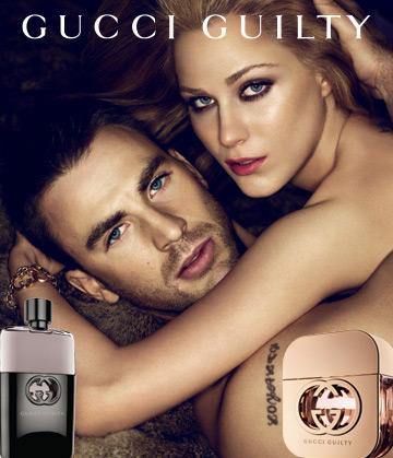 Мужские ароматы для весны - Gucci Guilty pour Homme