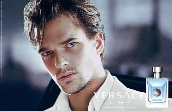 Мужские ароматы для весны - Versace Pour Homme