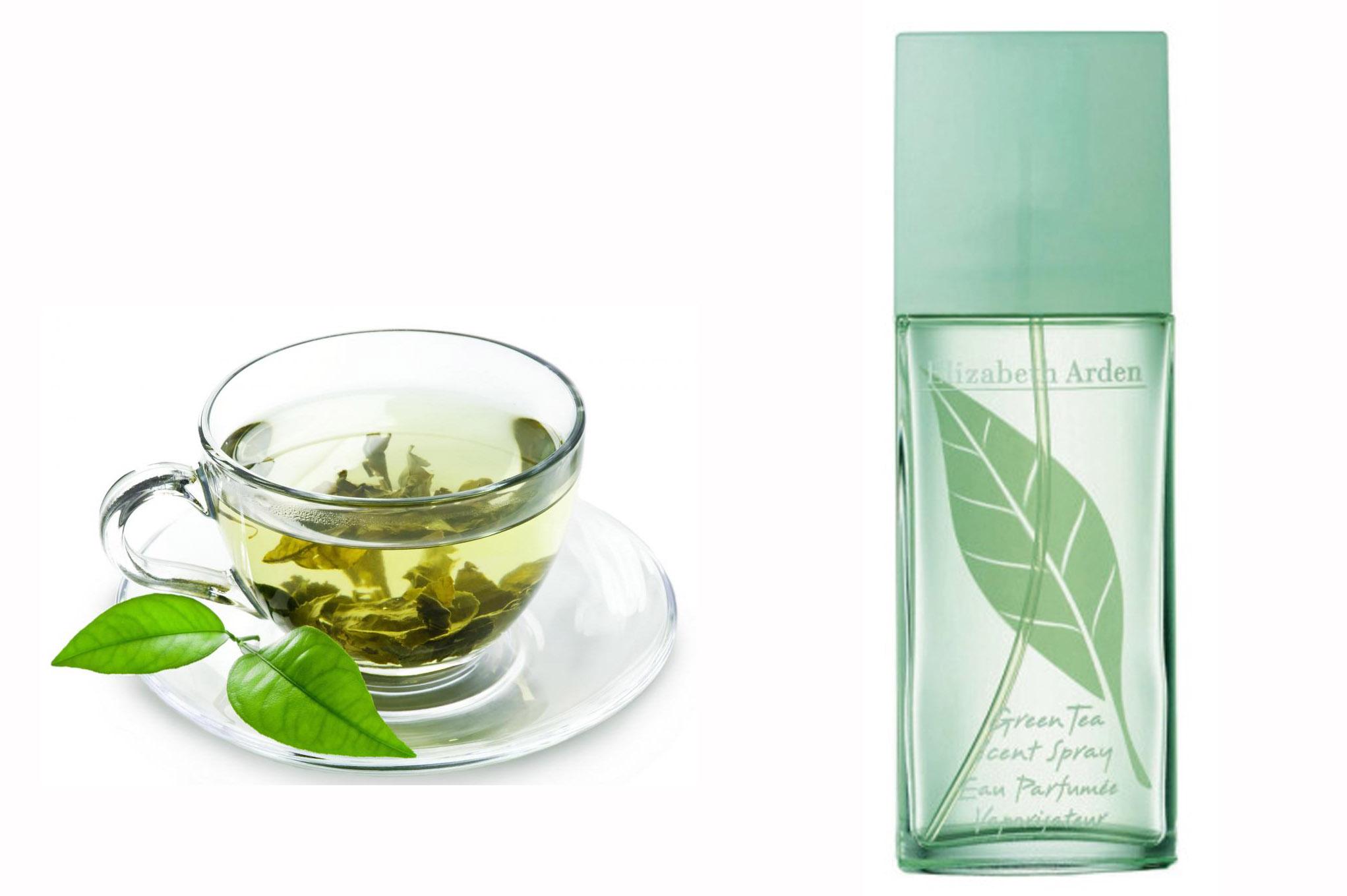 Минималистичные ароматы: Elizabeth Arden Green Tea