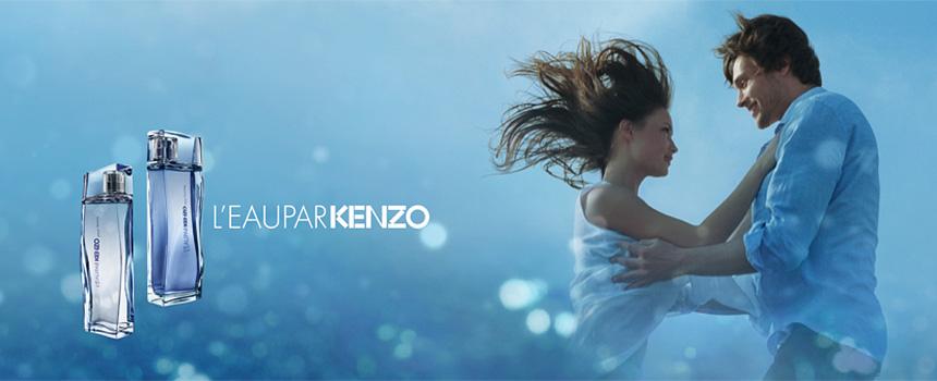 Лучшие весенние ароматы для женщин - Kenzo L'eau Par Kenzo Pour Femme