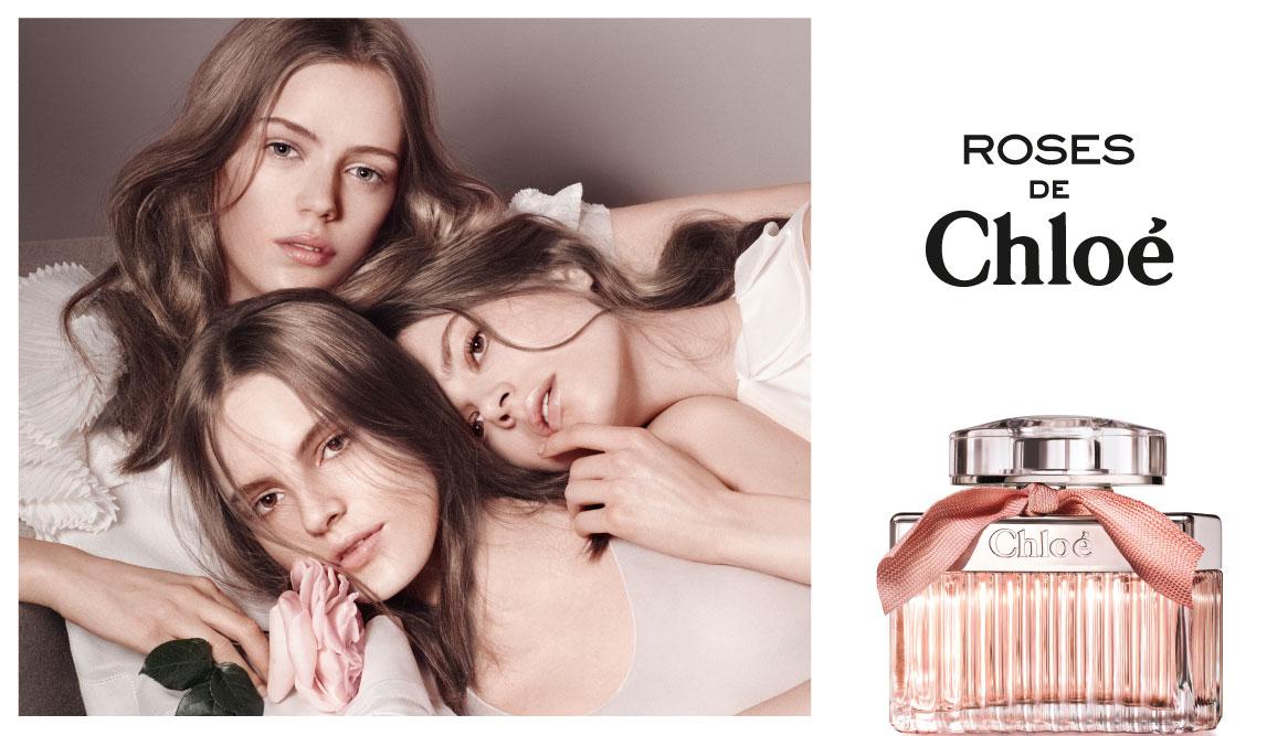 Лучшие весенние ароматы для женщин - Chloe Roses De Chloe