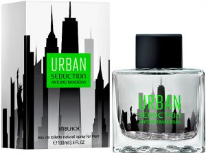 Antonio Banderas URBAN in BLACK