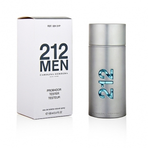 Carolina Herrera 212 Men (тестер)