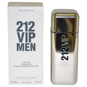 Carolina Herrera 212 VIP Men (тестер)