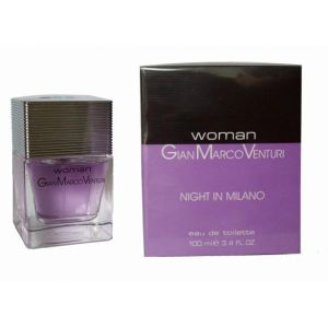 Gian Marco Venturi Woman Night In Milano