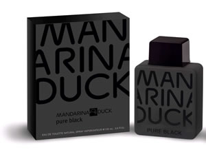 Mandarina Duck Black Man