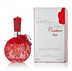Valentino Rock 'n Rose Couture New Red