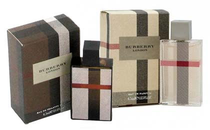 Burberry London – элегантная классика для Него и для Неё