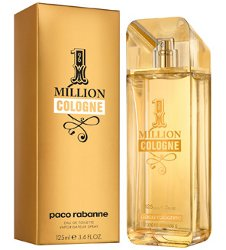Paco Rabanne 1 Million (gold) Cologne